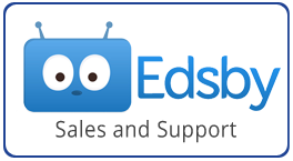 Edsby sales and support